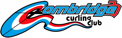 Cambridge Curling Club banner